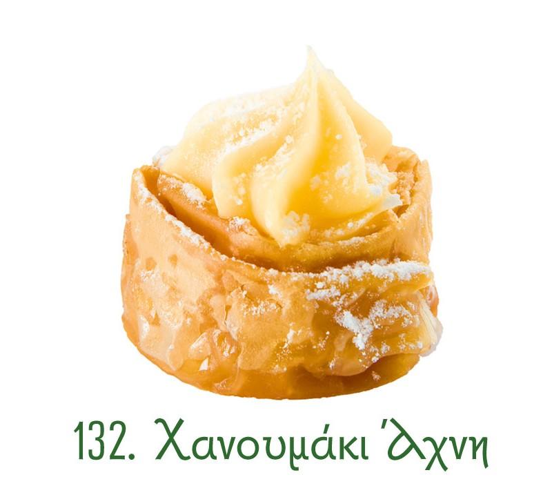χανουμάκια σιροπιαστά, γλυκά Ανατολής, γλυκά κιλού, σιροπιαστά γλυκά, χανουμάκι, άχνη