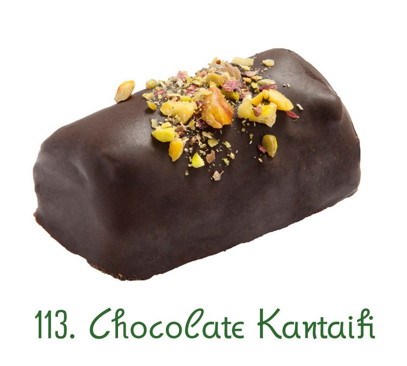 113. Chocolate Kantaifi