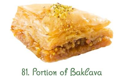 The Controversial Origins of Baklava