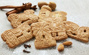 traditional dutch pastry speculaas
