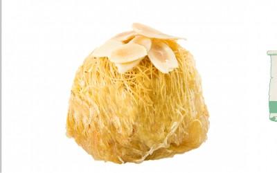 Τα νηστίσιμα σιροπιαστά γλυκά της Σαρακοστής
