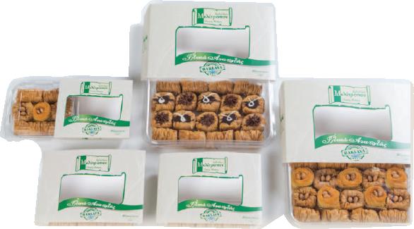 Σιροπιαστά γλυκά: διαχρονικές γευστικές αξίες από την Ανατολή στο Μελίτροπον