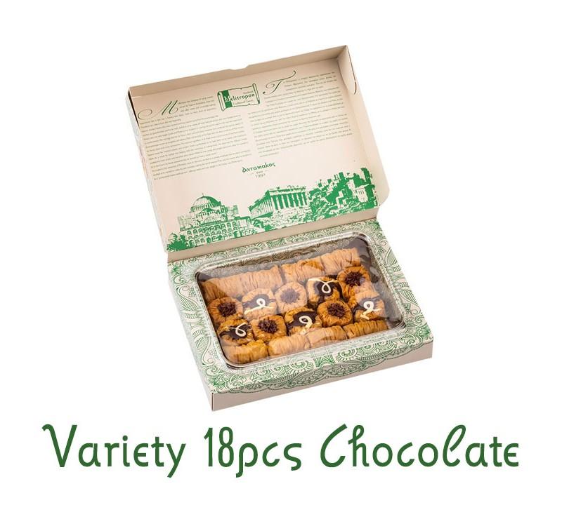 09Variety-18pcs-Chocolate
