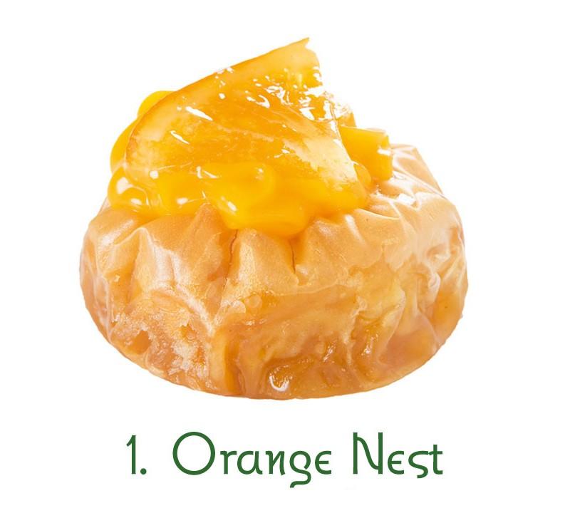 1. Orange Nest