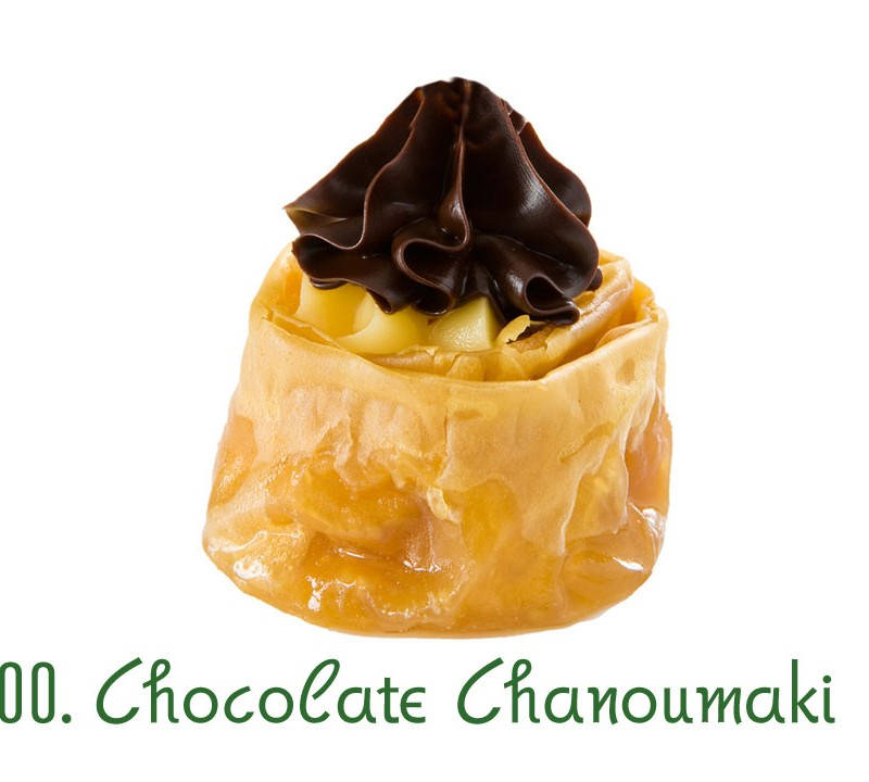 100. Chocolate Chanoumaki
