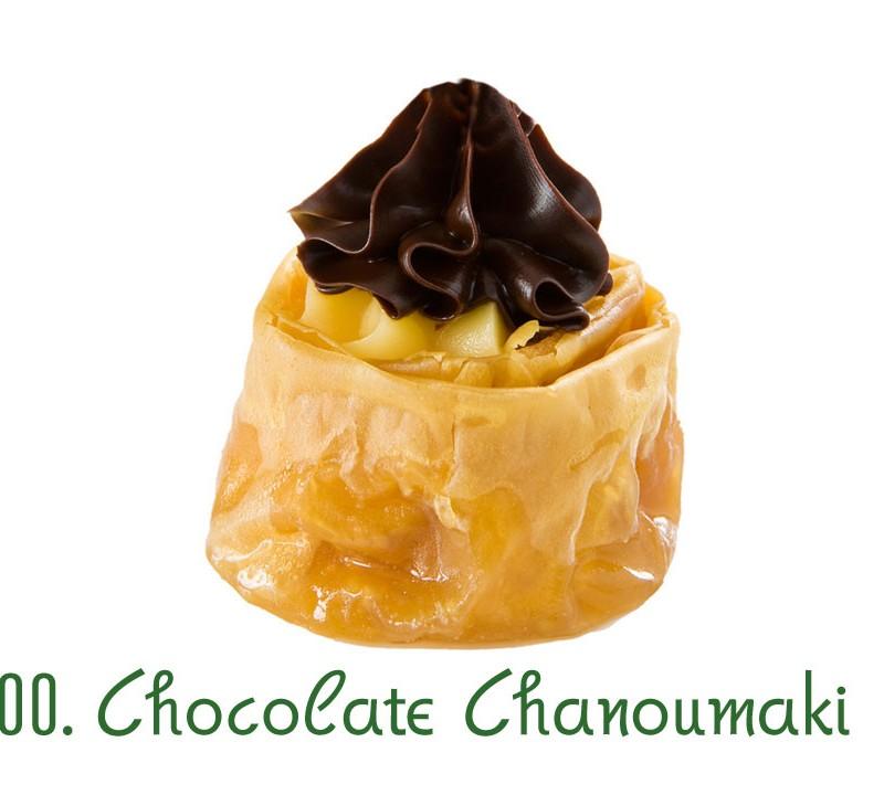 100. Chocolate Chanoumaki