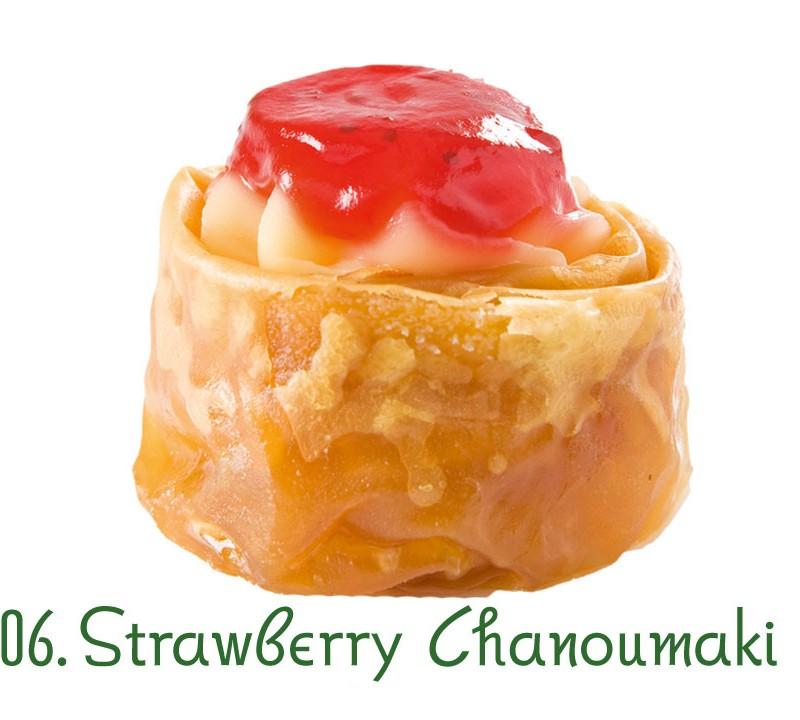 106. Strawberry Chanoumaki