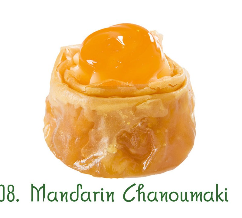 108. Mandarin Chanoumaki