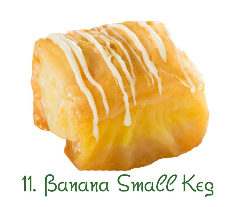 11. Banana Small Keg