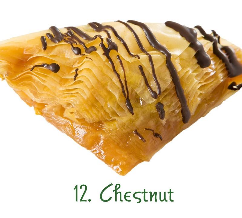 12. Chestnut