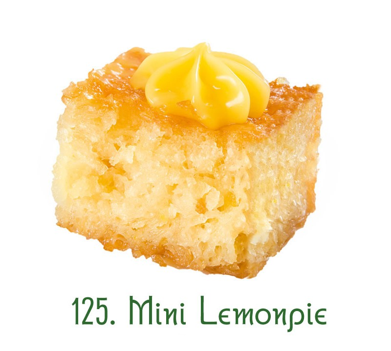 125. Mini Lemonpie