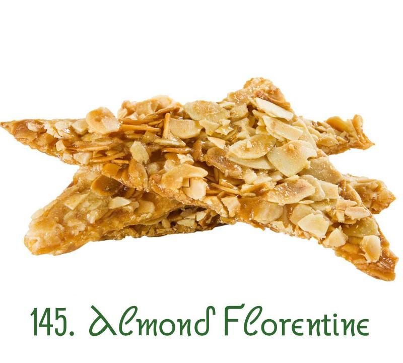 145. Almond Florentine