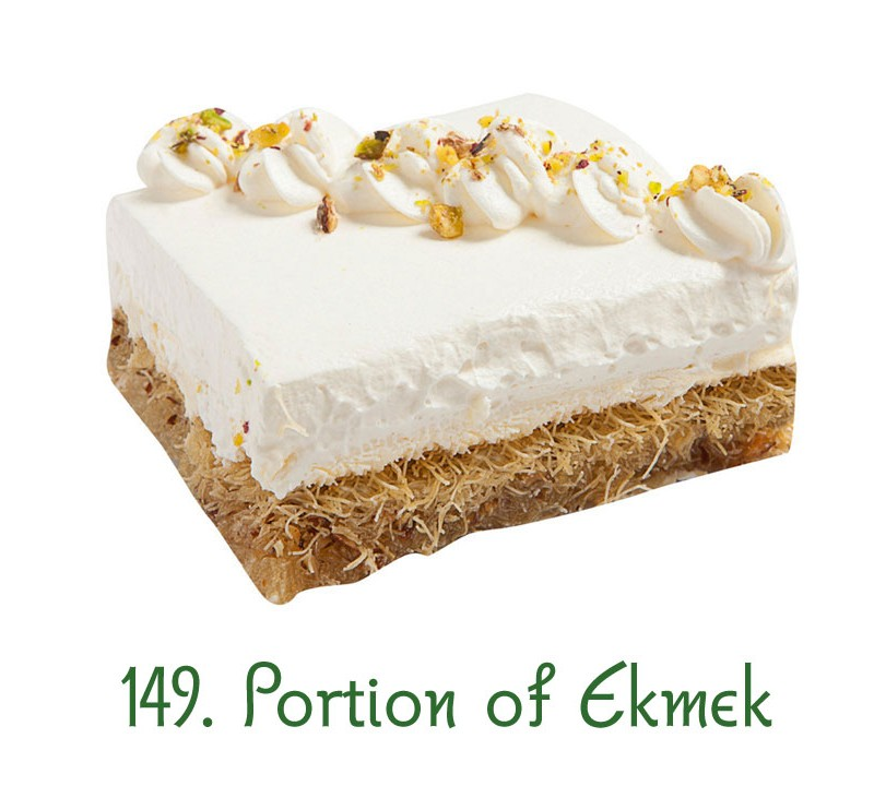 149. Portion of Ekmek