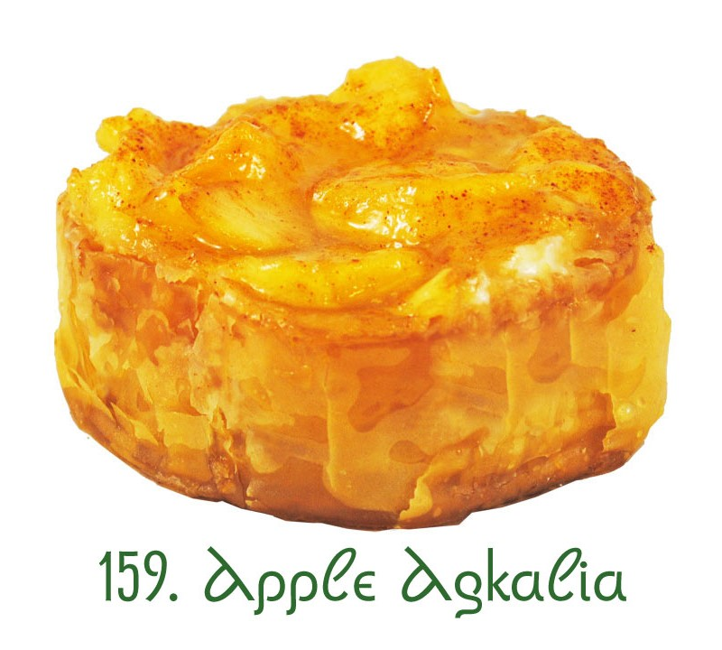 159. Apple agkalia