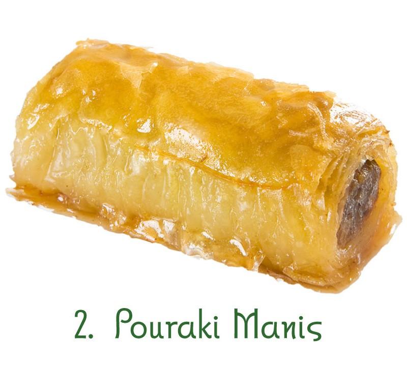 2. Pouraki Manis