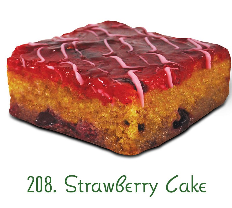 208 Strawberry Cake