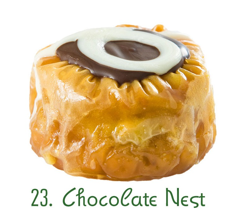 23. Chocolate Nest