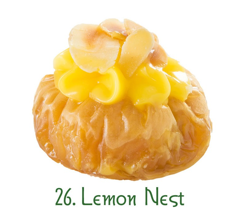 26. Lemon Nest
