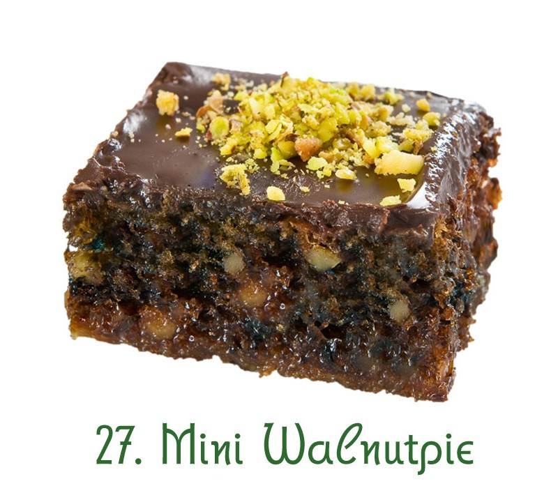 27. Mini Walnutpie