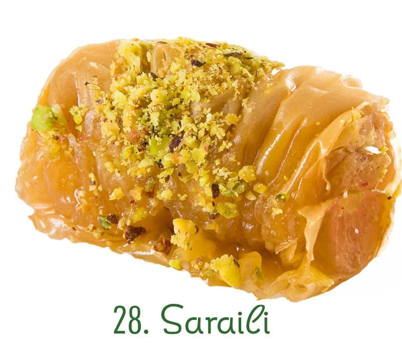 28. Saraili