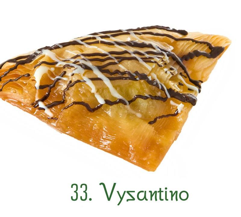 33. Vyzantino