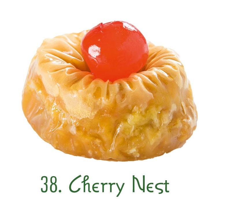 38. Cherry Nest