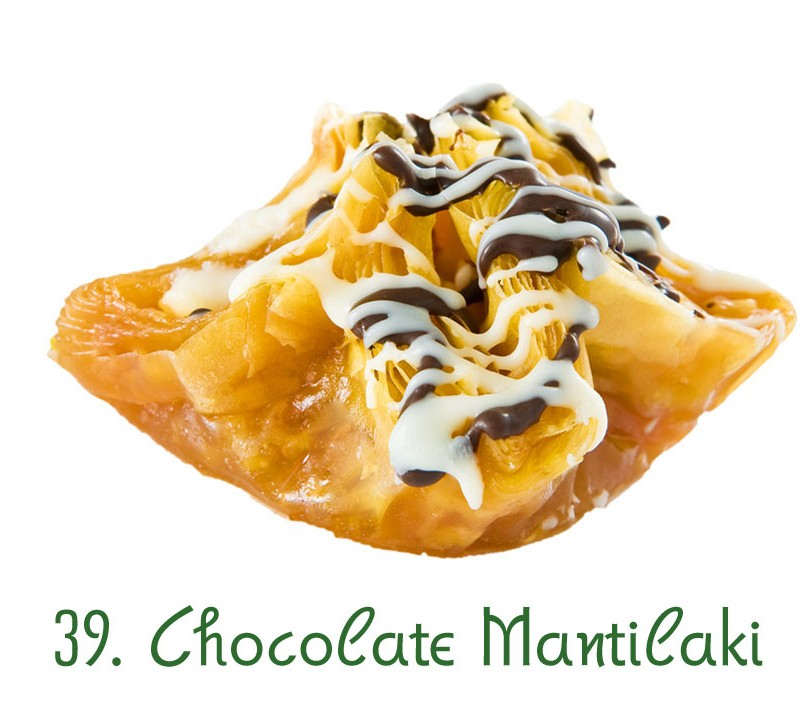 39. Chocolate Mantilaki