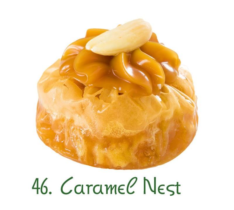 46. Caramel Nest
