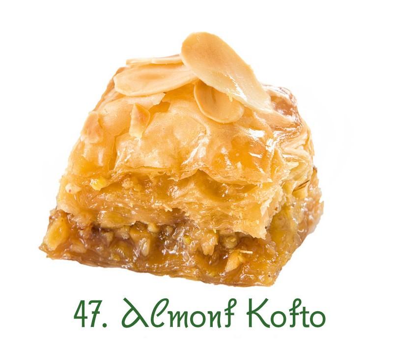 47. Almond Kofto