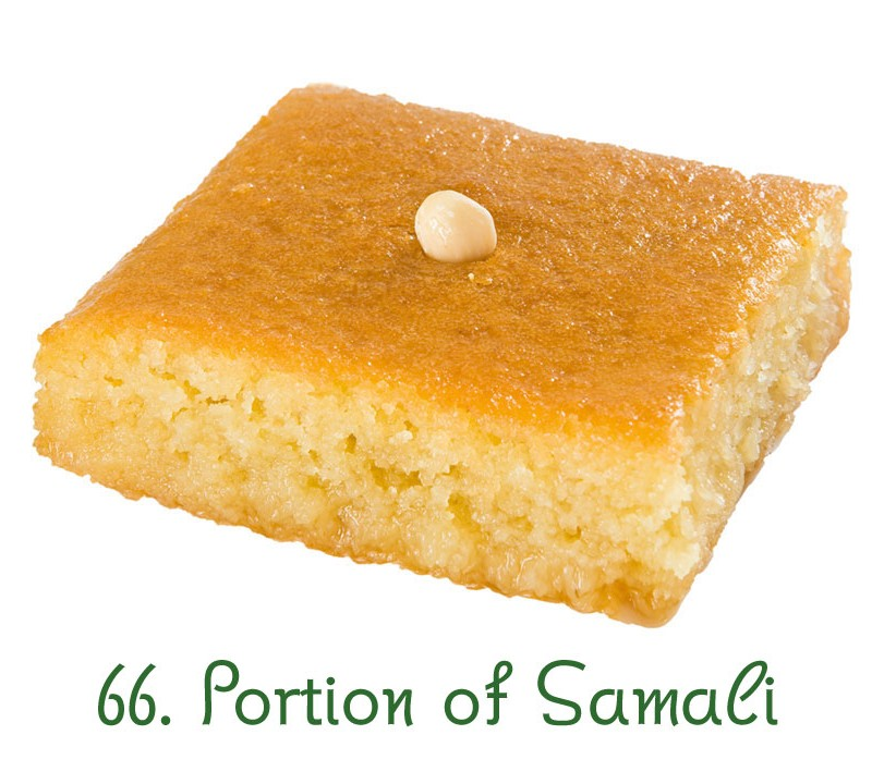 66. Portion of Samali