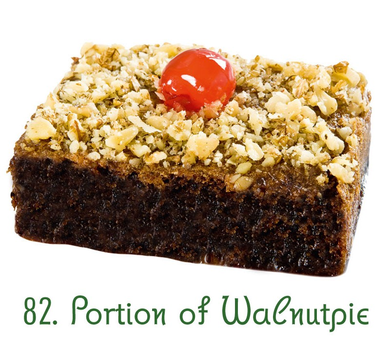 82. Portion of Walnutpie