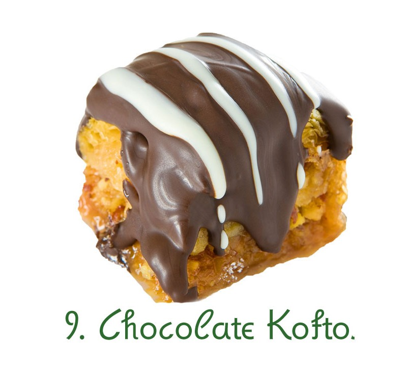 9. Chocolate Kofto