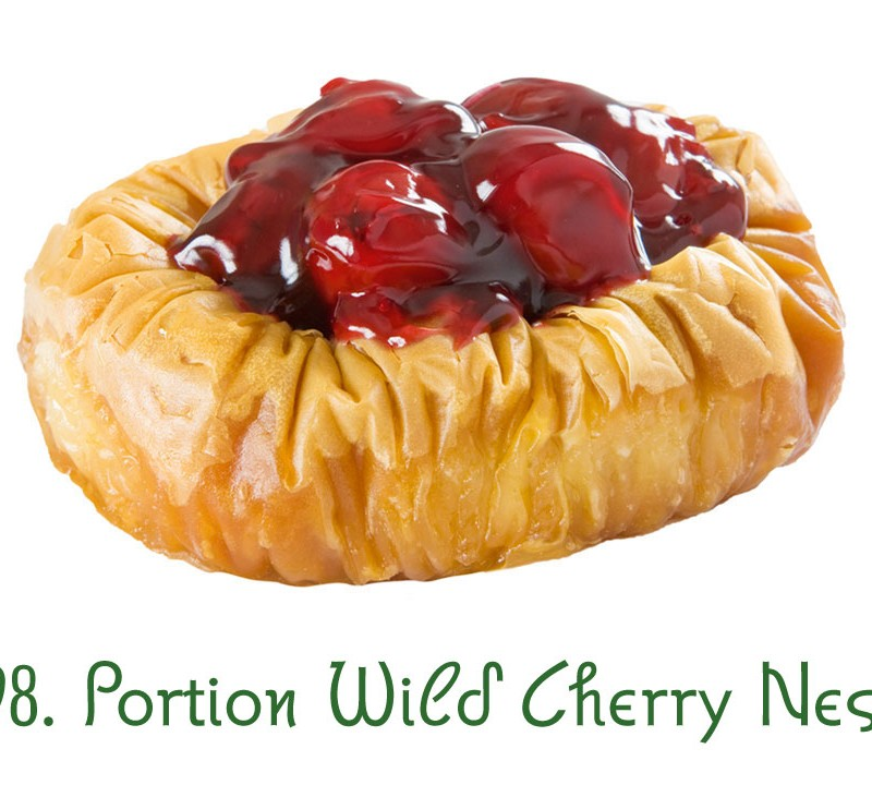 98. Portion Wild Cherry Nest