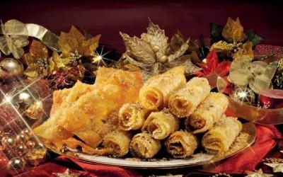 Δίπλες και Χριστόψωμο: παραδοσιακά Χριστουγεννιάτικα γλυκά που ξεχωρίζουν