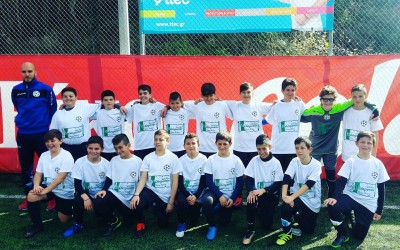 Στηρίζουμε τον αθλητισμό – χορηγία Μελίτροπον