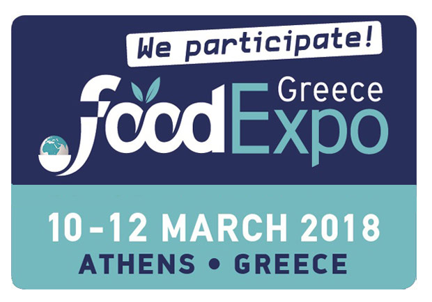 Aromas from the East at FOOD EXPO 2018 with the syrup sweets of Melitropon!
