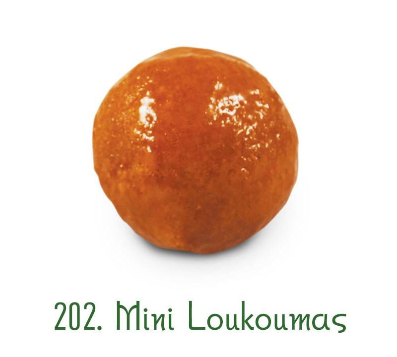 202 Mini Loukoumas