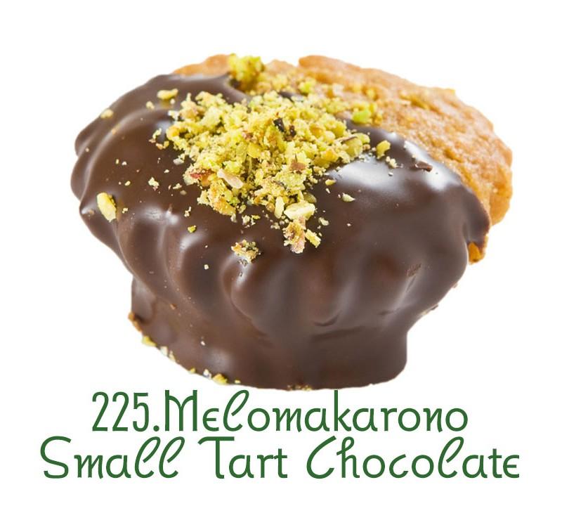 225. Melomakarono Small Tart Chocolate